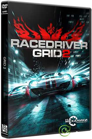 GRID 2 [v.1.0.83.1050 + DLC] (2013) PC | RePack от R.G. Механики
