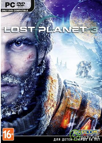 Lost Planet 3 (2013) РС | RePack от R.G. Catalyst