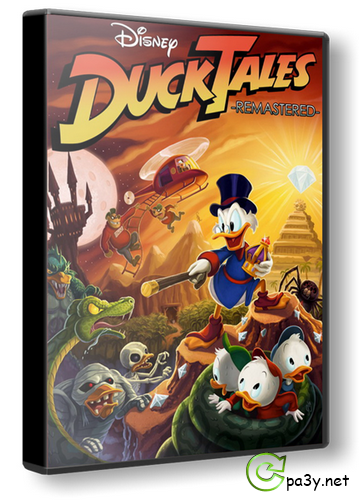 DuckTales: Remastered (2013) PC | RePack от R.G. Origami