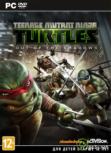 Teenage Mutant Ninja Turtles: Out of the Shadows (2013) PC | RePack от SEYTER