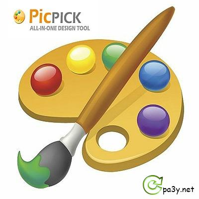 PicPick 3.2.7 (2013) РС | + Portable by DRON