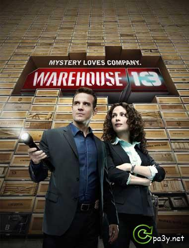 Хранилище 13 / Warehouse 13 [S01-04] (2009-2013) HDTVRip, WEB-DLRip | LostFilm | P