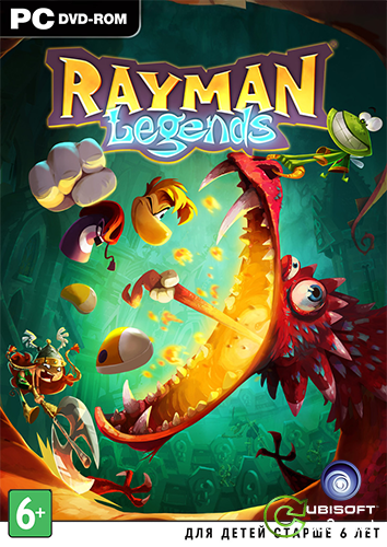 Rayman Legends (2013) PC | Лицензия