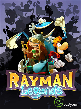 Rayman Legends (2013) PC | RePack от {AVG}