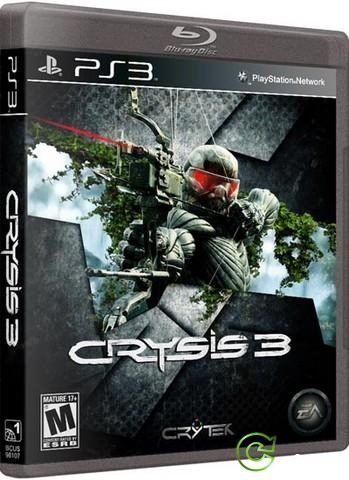 Crysis 3 + 5 DLC (2013) PS3 | Repack
