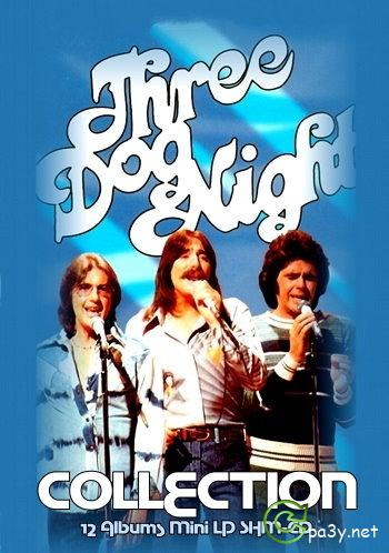 Three Dog Night - Collection (12 LP SHM-CD) (2013) MP3 от IMA-Sound