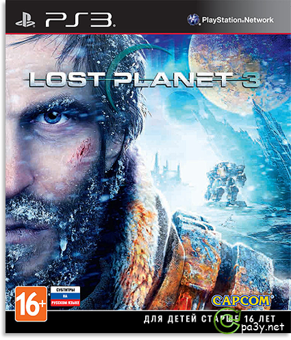 Lost Planet 3 [v.1.01] (2013) PS3 | RePack от R.G. Inferno