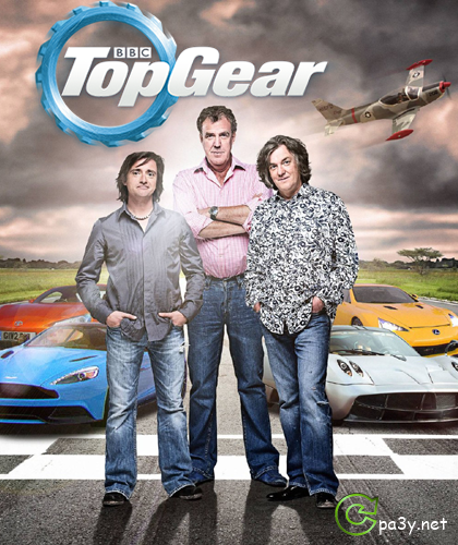Топ Гир / Top Gear [S20] (2013) HDTVRip | AlexFilm, IdeaFilm