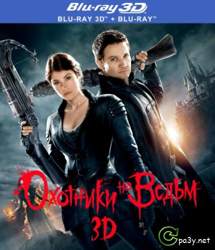 Охотники на ведьм / Hansel & Gretel: Witch Hunters (2013) Blu-Ray 1080p | Theatrical Cut | 3D-Video