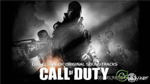 OST - Call of Duty: Collection of Original Soundtracks (2003 - 2013) MP3