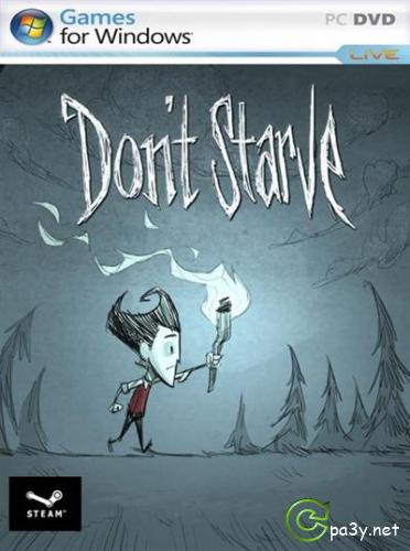 Don't Starve (2013) PC | RePack от Decepticon