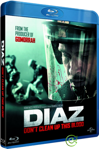 Школа «Диаз» / Diaz: Don't Clean Up This Blood (2012) HDRip-AVC от Rulya74 | A