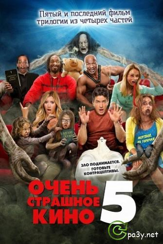 Очень страшное кино 5 / Scary Movie 5 (2013) BDRip 1080p | Лицензия