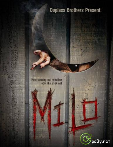 Майло / Bad Milo (2013) WEB-DLRip | zelesk