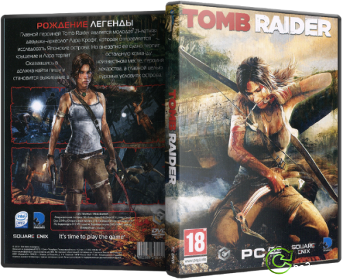 Tomb Raider: Survival Edition [v 1.1.748.0 + 26 DLC] (2013) PC | RePack от Fenixx