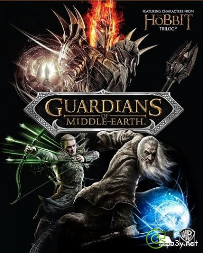 Guardians of Middle-earth - Mithril Edition (2013) PC