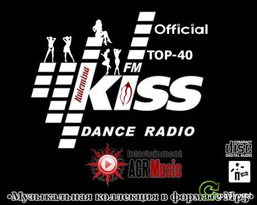 VA - Kiss FM - Top-40 + Kiss FM - Top-10 [01.09] (2013) MP3