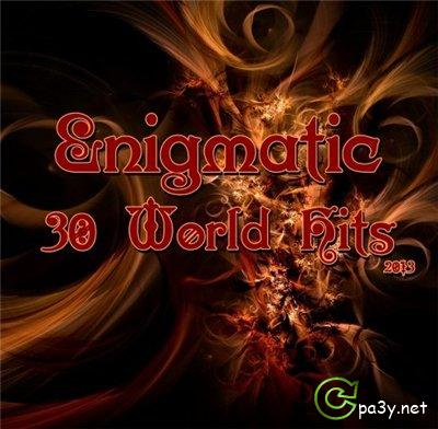 VA - Enigmatic 30 World Hits (2013) MP3