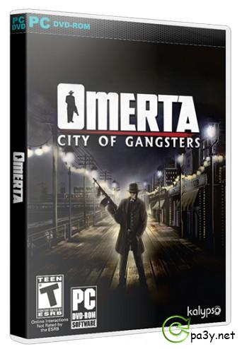 Omerta: City of Gangsters (2013) PC | RePack от R.G. ILITA