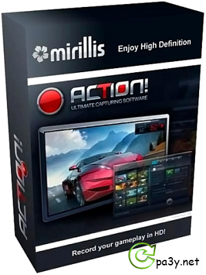 Mirillis Action! 1.16.0 (2013) PC