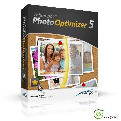 Ashampoo Photo Optimizer 5.5.0.6 (2013) PC | RePack by KpoJIuK