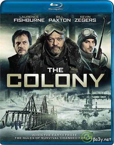 Колония / The Colony (2013) BDRip-AVC | L2