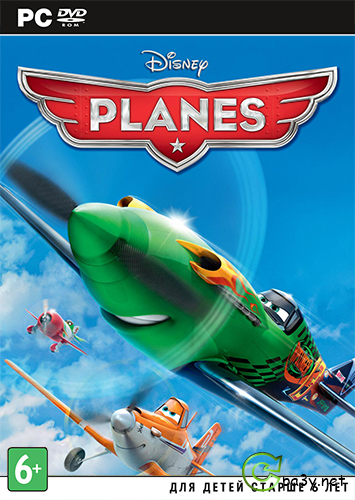 Самолеты / Disney Planes (2013) PC | Repack от R.G. UPG