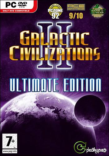 Galactic Civilizations 2: Ultimate Edition (2011) PC | RePack от R.G. ILITA