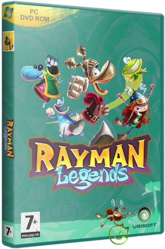 Rayman Legends [v 1.1.100477] (2013) PC | Repack от Fenixx