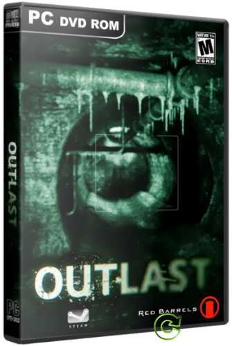 Outlast (2013) PC | Steam-Rip от R.G. GameWorks