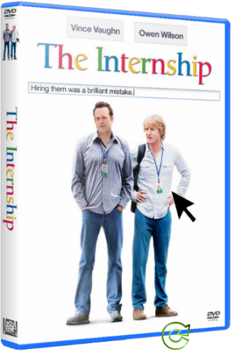 Кадры / The Internship (2013) HDRip | UNRATED | Лицензия