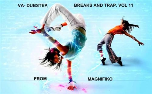 VA - Dubstep, Breaks and Trap. Vol. 11 (2013) MP3
