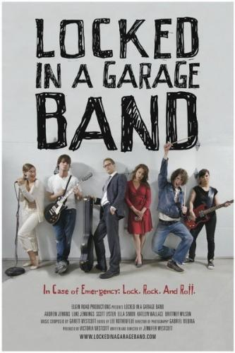 Запертые в гараже / Locked in a Garage Band (2012) HDTVRip 720p от ClubTorrent | P2