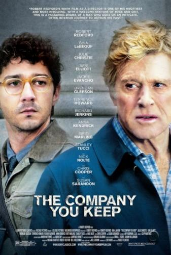 Грязные игры / The Company You Keep (2012) HDRip от INTERCINEMA | Лицензия