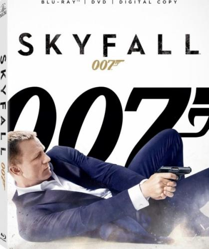 007: Координаты «Скайфолл» / Skyfall (2012) BDRip 1080p