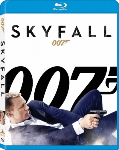 007: Координаты «Скайфолл» / Skyfall (2012) BDRip от HQ-ViDEO