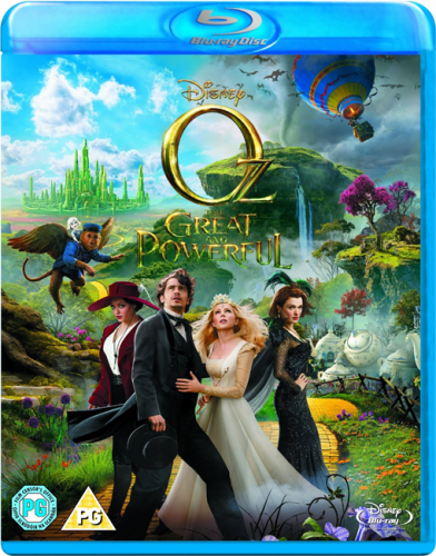 Оз: Великий и Ужасный / Oz the Great and Powerful (2013) BDRip 720p от HQ-ViDEO | Лицензия