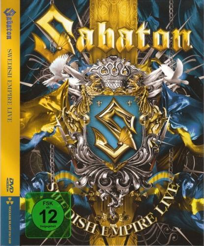 Sabaton - Swedish Empire Live (2013) DVDRip