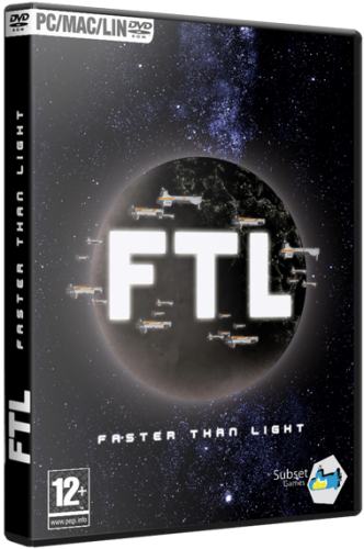 FTL: Faster Than Light [v 1.03.3] (2012) PC | RePack от R.G. ILITA