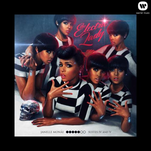 Janelle Monae - The Electric Lady [Audiophile HD Digital 24-44] (2013) FLAC