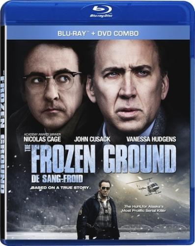 Мерзлая земля / The Frozen Ground (2013) BDRemux 1080p | D | Лицензия
