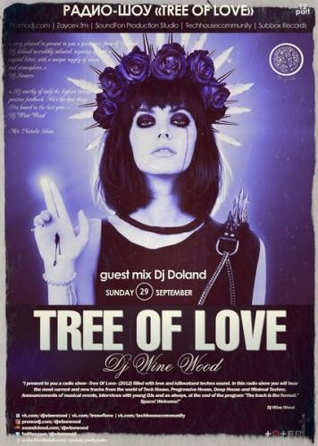 Doland - Guest Mix For Radioshow Tree Of Love Part 12 (2013) MP3