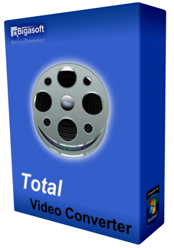 Bigasoft Total Video Converter 3.7.49.5044 Final (2013) РС | Portable by Invictus