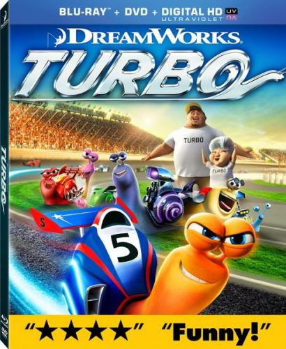 Турбо / Turbo (2013) HDRip | Лицензия