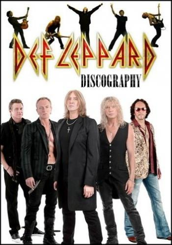 Def Leppard - Discography (1980-2013) MP3 от IMA-Sound