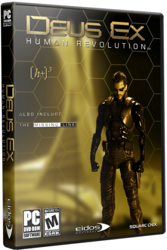 Deus Ex: Human Revolution - Director's Cut (2013) PC | RePack от xatab