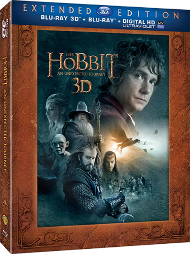 Хоббит: Нежданное путешествие / The Hobbit: An Unexpected Journey (2012) BDRip 1080p | 3D-Video | halfOU | Extended Cut | iTunes