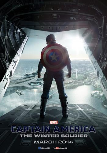 Первый мститель: Другая война / Captain America: The Winter Soldier (2014) HD 1080p | Трейлер