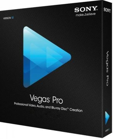 SONY Vegas Pro 12.0 Build 770 [x64] (2013) PC | RePack by KpoJIuK