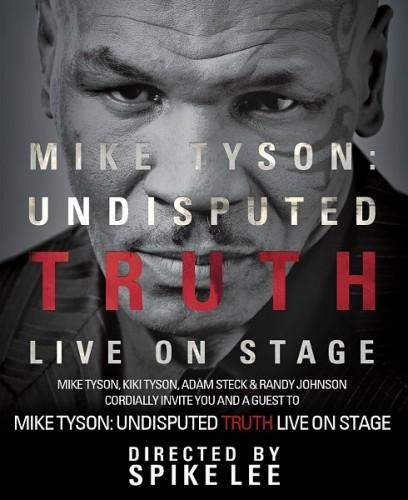 Бокс. Майк Тайсон: Неоспоримая правда / Mike Tyson: Undisputed Truth [16.11] (2013) HDTVRip 720р